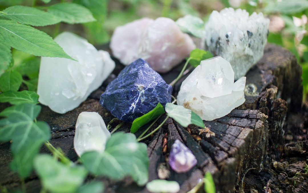The Benefits of Crystal Healing